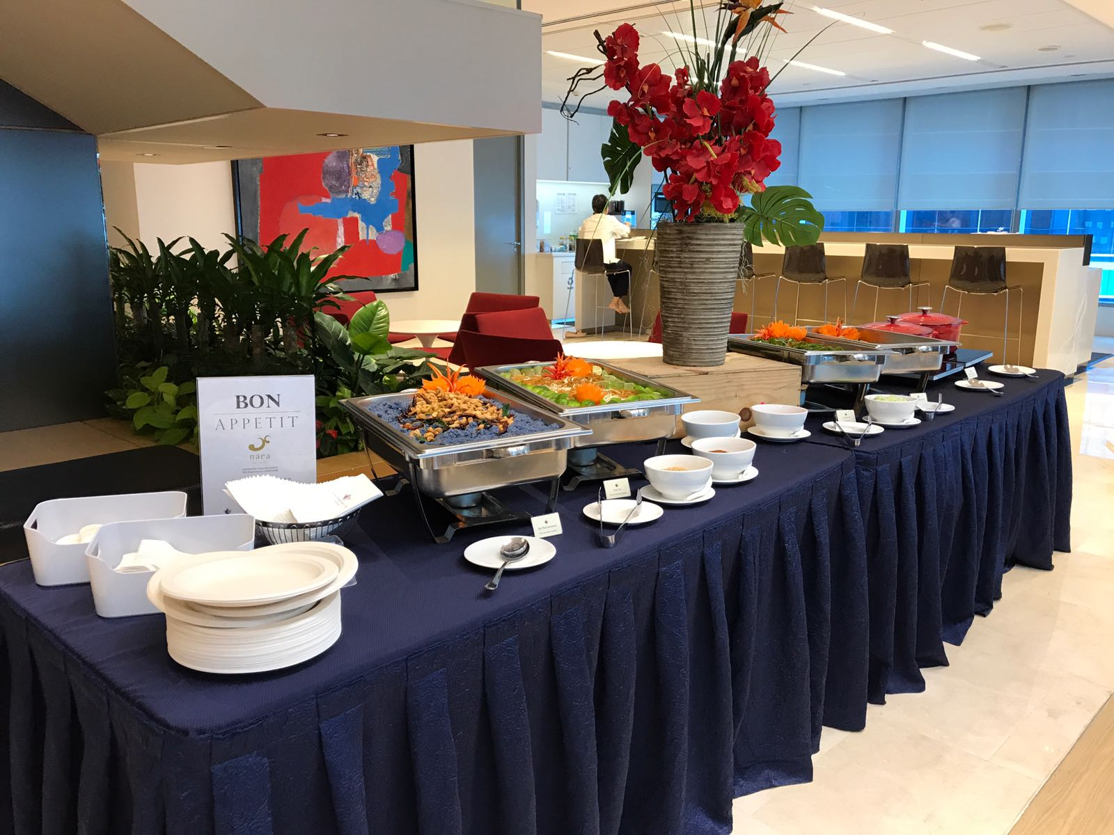 Buffet Catering Singapore Full Set-Up Buffet