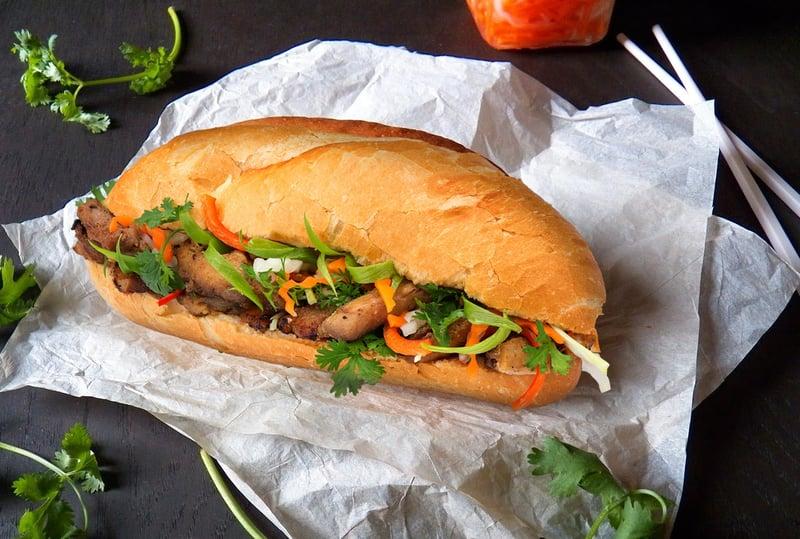 Vietnamese Buffet Catering Bahn Mi