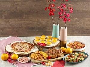 PastaMania Chinese New Year Mini Buffet Catering Singapore