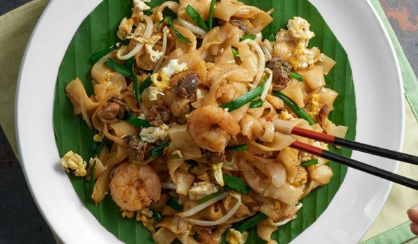 Papparich Penang Char Kway Teow Bento Singapore