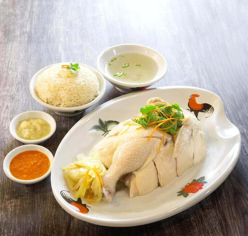 Chicken Rice Catering Singapore