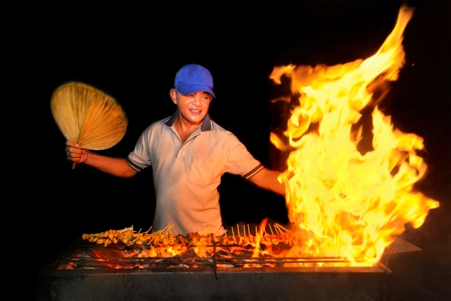 catering singapore satay