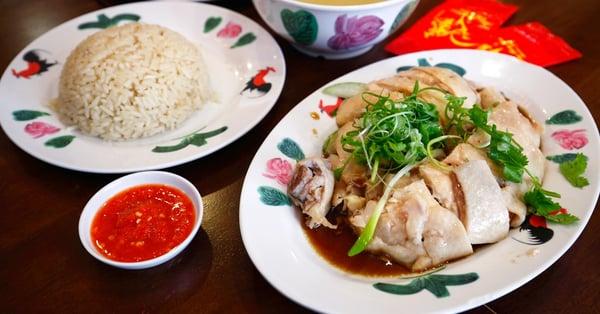 Wee Nam Kee Chicken Rice Bento Singapore