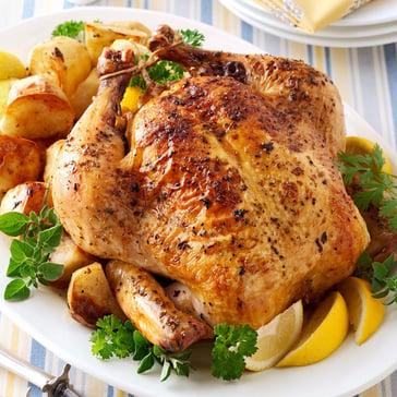 Vietnamese Christmas Catering Roast Chicken