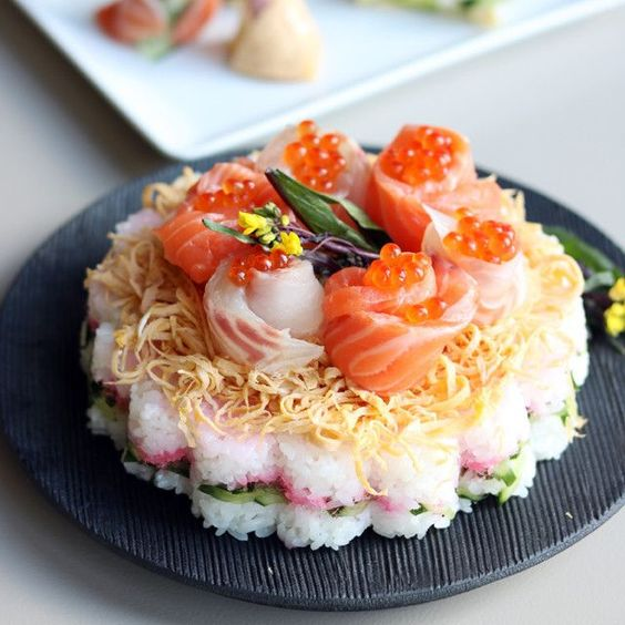 Sushi Cake Catering Singapore