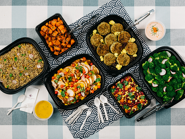haakon DIY salad and grain bowl mini party set singapore