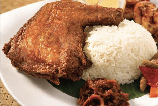 Catering In Singapore Penang Culture's Nasi Lemak Buffet