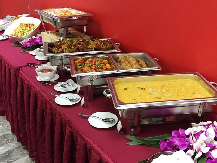 halal catering for Hari Raya 2018 hjh maimunah